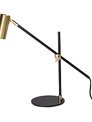 cheap -Desk Lamp Reading Light Creative Simple Modern Contemporary Nordic Style For Living Room Study Room Office Metal 110-120V 220-240V Black