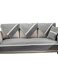 Недорогие -чехлы на диваны однотонные в современном стиле / из стеганого хлопка / легко устанавливаемые чехлы на диваны