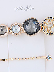 cheap -Women's Ladies Trendy Fashion Cute Resin Alloy Casual Date - Solid Colored