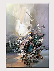 abordables -Mintura art grande taille peint à la main peintures à l'huile abstraites sur toile moderne photo d'art mural pour la décoration de la maison non encadrée