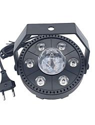 cheap -1 set  LED Stage Light Six Beads Dyed Magic Ball Lamp Sound Control DJ Bar Dance Hall Decoration Lamp
