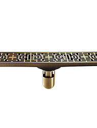 cheap -Drain Creative Brass 1pc Floor Mounted