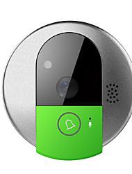 Недорогие -c95 wifi без экрана (вывод по приложению) телефон 720 пиксель один на один видеодомофон