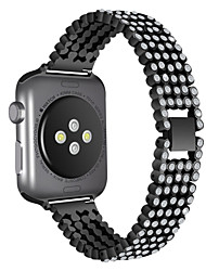 cheap -Watch Band for Apple Watch Series 4/3/2/1 Apple Modern Buckle Stainless Steel Wrist Strap