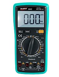 Недорогие -цифровой мультиметр 890c 3000counts ture-rms автоматическое измерение бесконтактного типа измерение напряжения голосовой отчет (на нескольких языках)