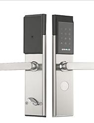 cheap -KD812 Aluminium alloy Intelligent Lock / Password lock Smart Home Security System Password unlocking / APP unlocking Home / Office Security Door (Unlocking Mode Password / Mechanical key / APP)