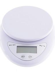 Недорогие -5кг / 1г жк-цифровой экран электронные кухонные весы кухня ежедневно