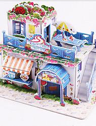Недорогие -Резка бумаги Архитектура Семья Чистая бумага Детские Игрушки Подарок
