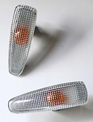 Недорогие -Боковой указатель поворота лампы крыло огни 8351a047 подходят mitsubishi lancer