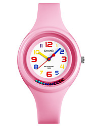 cheap -SKMEI®1386 Kids Kids' Watches Android iOS WIFI Waterproof Sports Long Standby Dual Time Zones