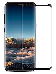 Недорогие -Защитные пленки для Samsung8 Защитная пленка для экрана высокого разрешения (HD) 1 шт. Закаленное стекло