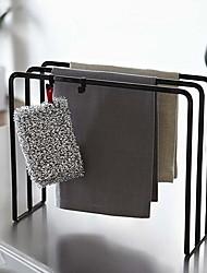cheap -Towel Bar Multilayer Contemporary Metal 1pc 3-towel bar