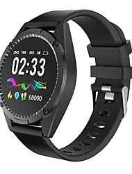 cheap -KING-WEAR® G50 Men Women Smart Bracelet Smartwatch Android iOS Bluetooth Waterproof Touch Screen Heart Rate Monitor Blood Pressure Measurement Sports Timer Stopwatch Pedometer Call Reminder Activity