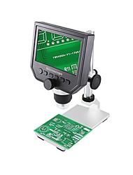 Недорогие -лучший 600x цифровой инструмент для ремонта электронного микроскопа - черный