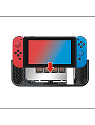 cheap -Game Accessories Kits / Game Controller Case Protector For Nintendo Switch ,  Creative Game Accessories Kits / Game Controller Case Protector PVC(PolyVinyl Chloride) / Silicone 1 pcs unit