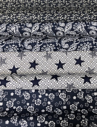 cheap -Jersey Florals Pattern 150 cm width fabric for Special occasions sold by the Meter