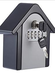 cheap -G6 Zinc Alloy Password lock Smart Home Security System Intercom / Password unlocking / Low battery reminder Home / Office Security Door (Unlocking Mode Password / Mechanical key)