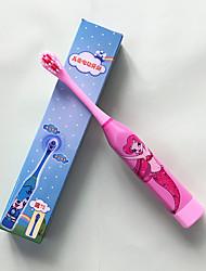 Недорогие -FORSINING Электрическая зубная щетка 002 для Дети / Повседневные Водонепроницаемый / Низкий шум / Влажная чистка