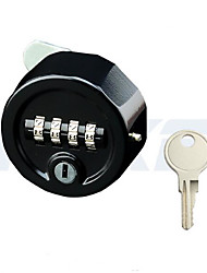 cheap -MK708 Coded Lock Alumium Alloy for Drawer / Gym & Sports Locker