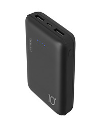 cheap -LETANG 10000 mAh For Power Bank External Battery 5 V For 2.1 A For Battery Charger with Cable