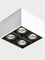 Недорогие -ZHISHU 1 комплект 30 W 1500 lm 1 Светодиодные бусины Простая установка Новый дизайн LED даунлайт Интеллектуальные огни Тёплый белый Холодный белый 220-240 V 110-120 V