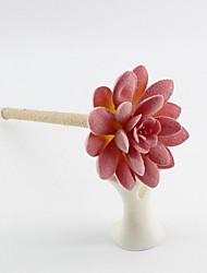 abordables -nouvelle ficelle / plastique plantes charnues simulées floraison tianshuang lotus crayon bleu plomb plomb stylo bille pure artisanat cadeaux artisanaux pour le bureau& fournitures scolaires