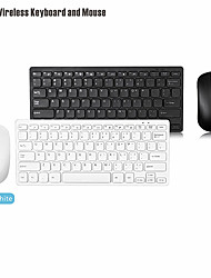 cheap -LITBest GKM901 Wireless 2.4GHz Mouse Keyboard Combo Mini / Office Use Numeric Keyboard Number Keypad Office Mouse 1200 dpi