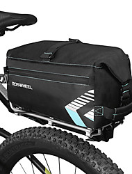 cheap -ROSWHEEL 6 L Bike Rack Bag Multifunctional Large Capacity Durable Bike Bag 600D Polyester Bicycle Bag Cycle Bag Cycling Road Bike Mountain Bike MTB Outdoor