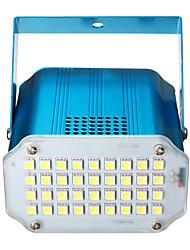 cheap -1 set LED Stage Lights Sound Control 36LED Strobe Lights Flash DJ Bar Ballroom Decoration Lights