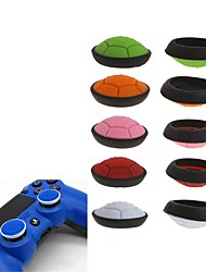 cheap -2-piece Game Controller Thumb Stick Grips For Xbox One / PS4 / Sony PS2 Silicone
