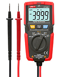 cheap -UNI-T UT125C Pocket Digital Multimeter Resistor/Capacitor/Frequency/Duty Cycle/On/Off/Diode Test NCV Test