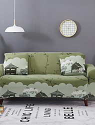 cheap -Countryside Print Durable Soft High Stretch Slipcovers Sofa Cover Washable Spandex Couch Covers