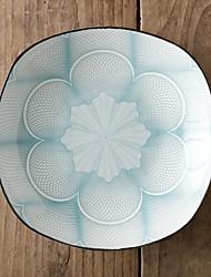 cheap -1 set Dinner Plate Dinnerware Porcelain Heatproof