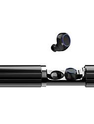 Недорогие -LITBest HM51 TWS True Беспроводные наушники Беспроводное Bluetooth 5.0 Беспроводной С микрофоном С зарядным устройством EARBUD