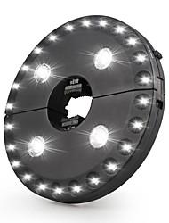 Недорогие -1 шт. Зонтик свет 3 режим яркости беспроводной 28 светодиодные фонари с батарейным питанием для зонтов палатки кемпинга или наружного использования