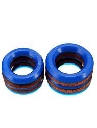 cheap -OSSIEAO 11 Pcs Seal Repair Anel Conjunto 244194 Para Mquina De Pulverizao Airless Spray Azul & Preto