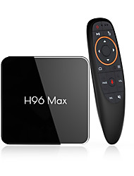 cheap -H96 MAX X8 Android 8.1 Amlogic S905X2 4GB 32GB Quad Core