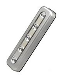 Недорогие -яркость беспроводная стена 5 светодиодный шкаф шкаф самоклеящийся свет крана