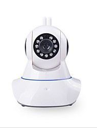 cheap -Wireless wifi webcam ip camera remote HD housekeeping artifact V380 dual antenna shaking machine