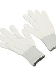 cheap -6pcs Cotton Thread Car Washing Gloves Durable 20.5*10 cm