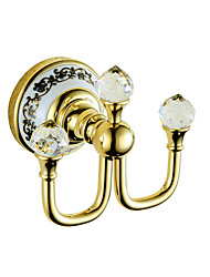 cheap -Robe Hook New Design / Multifunction Antique Brass 1pc - Bathroom Wall Mounted