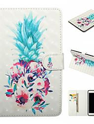 cheap -Case For Apple iPad Mini 5 / iPad Air / iPad 4/3/2 Shockproof / with Stand / Flip Full Body Cases Food Hard PU Leather / iPad (2017) / iPad Pro 10.5