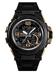 cheap -SKMEI®1452 Men Women Smartwatch Android iOS WIFI Waterproof Sports Long Standby Smart Color Gradient Timer Stopwatch Alarm Clock Chronograph Calendar