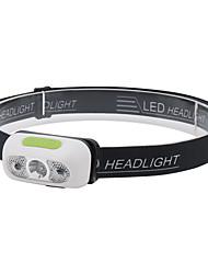 Недорогие -LED подсветка / огни безопасности / Сигнальный огонь для бега Ночное видение / Простота транспортировки / Прочный Другое для Походы / туризм / спелеология / Велосипедный спорт Белый