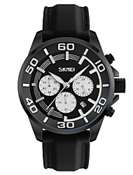 cheap -SKMEI®9154 Men Women Smartwatch Android iOS WIFI Waterproof Sports Long Standby Smart Calendar Dual Time Zones