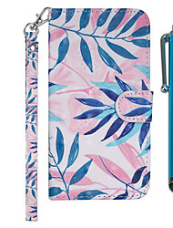cheap -Case For Samsung Galaxy Galaxy M10(2019) / Galaxy M20(2019) / Galaxy M30(2019) Wallet / Card Holder / with Stand Full Body Cases Tree Hard PU Leather