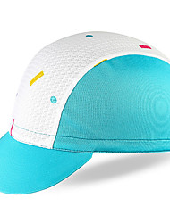cheap -Mysenlan Cycling Beanie / Hat Visor Sunscreen Breathable Cycling Sweat-wicking Bike / Cycling Blue Pink Sky Blue+White for Unisex Adults' Outdoor Exercise Recreational Cycling
