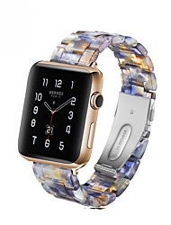cheap -Watch Band for Apple Watch Series 4/3/2/1 Apple Sport Band Plastic Wrist Strap