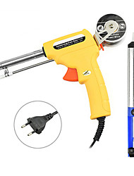 cheap -Automatic Soldering Iron 60W Constant Temperature Soldering Machine Suction Gun Lead-Free Soldering Tool Suction Device