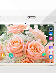 cheap -MTK6753 10.1 inch Android Tablet (Android 8.0 1280 x 800 Octa Core 1GB+16GB) / 64 / Mini USB / SIM Card Slot / 3.5mm Earphone Jack